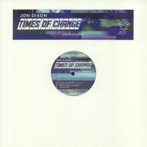 DIXON, Jon - Times Of Change