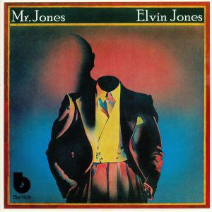 JONES, Elvin - Mr Jones (reissue)