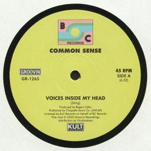 COMMON SENSE - Voices Inside My Head