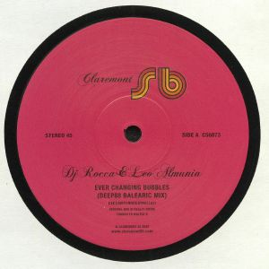 DJ ROCCA/LEO ALMUNIA - Ever Changing Bubbles