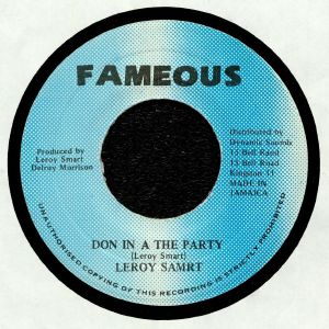 SMART, Leroy - Don In A The Party