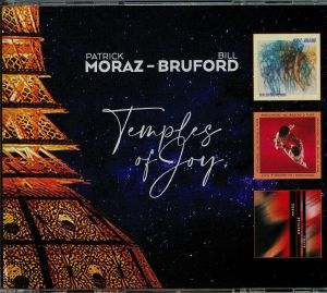MORAZ, Patrick/BILL BRUFORD - Temples Of Joy