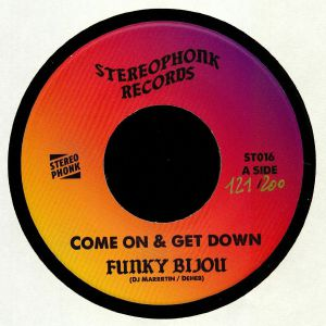 FUNKY BIJOU/THE BAKER BROTHERS - Come On & Get Down
