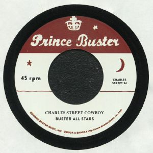 BUSTER ALL STARS/SLIM SMITH - Charles Street Cowboy