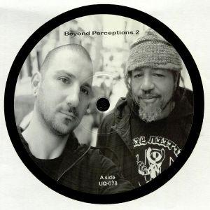 MELCHIOR SULTANA/DJ JUS ED - Beyond Perceptions 2