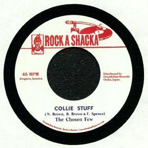 CHOSEN FEW, The/GROOVEMASTER ALL STARS - Collie Stuff (reissue)