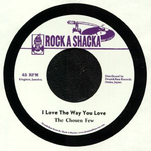 CHOSEN FEW, The/THE GROOVE MASTER - I Love The Way You Love