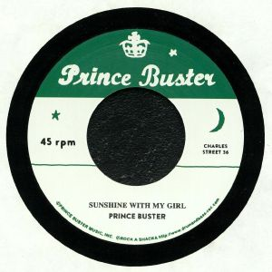PRINCE BUSTER/DON DRUMMOND - Sunshine With My Girl
