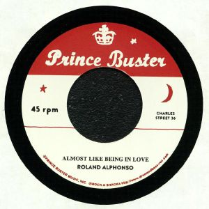 ALPHONSO, Roland/BUSTER ALL STARS - Almost Like Being In Love