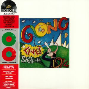 GONG - Live! At Sheffield 1974 (Record Store Day 2020)