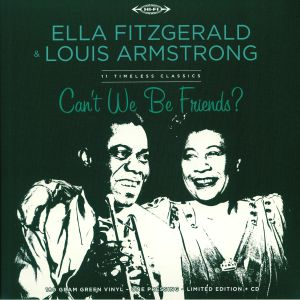 FITZGERALD, Ella/LOUIS ARMSTRONG - Can't We Be Friends? (Record Store Day 2020)