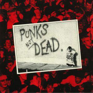 EXPLOITED, The - Punks Not Dead (reissue)