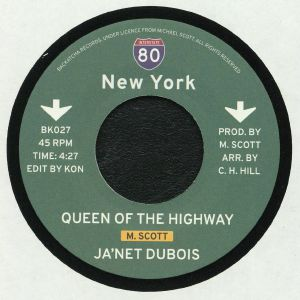 DUBOIS, Ja'Net/JADY KURRENT - Queen Of The Highway