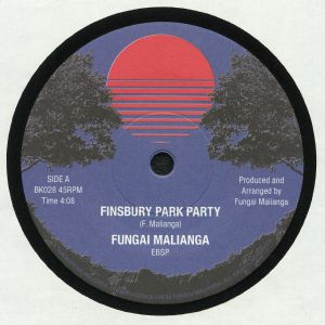 FUNGAI MALIANGA - Finsbury Park Party