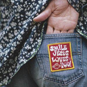 BATOH, Masaki - Smile Jesus Loves You