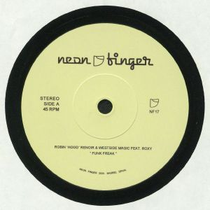 RENOIR, Robin Hood/WESTSIDE MAGIC - Funk Freak