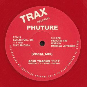 PHUTURE - Acid Tracks (reissue)