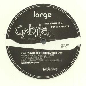 DAVIS JNR, Roy/PEVEN EVERETT - Gabriel (reissue)