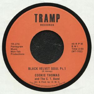 COOKIE THOMAS/THE C T BAND - Black Velvet Soul