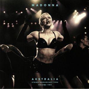 MADONNA - Australia: Sydney Broadcast 1993 Volume Two