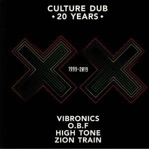 VIBRONICS/OBF/HIGH TONE/ZION TRAIN - Culture Dub: 20 Years