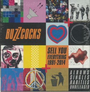 BUZZCOCKS - Sell You Everything: 1991-2014