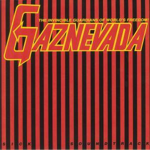 GAZNEVADA - Sick Soundtrack (reissue)