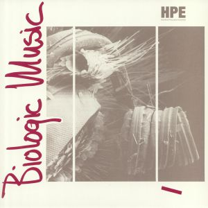 HEERLENS PERCUSSIE ENSEMBLE - Biologic Music (reissue)