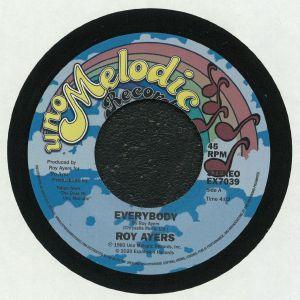 AYERS, Roy - Everybody