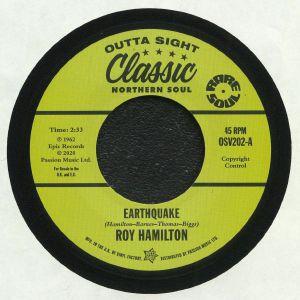 HAMILTON, Roy/H B BARNUM - Earthquake