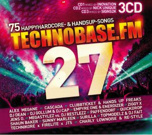 VARIOUS - Technobase FM Vol 27