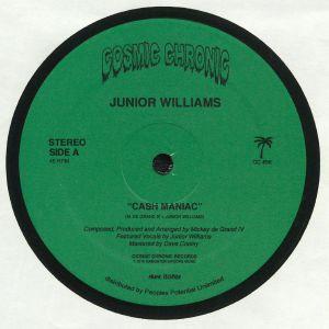 WILLIAMS, Junior - Cash Maniac