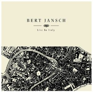 JANSCH, Bert - Live In Italy (Record Store Day 2020)