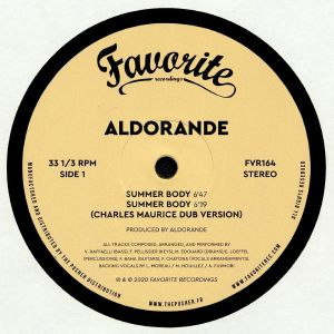 ALDORANDE - Summer Body