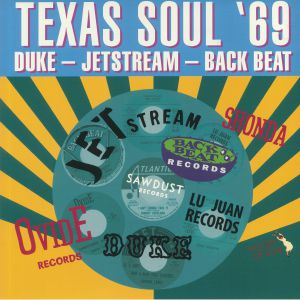 VARIOUS - Texas Soul '69 (Record Store Day 2020)