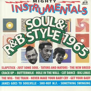 VARIOUS - Mighty Instrumentals Soul & R&B Style 1965 (Record Store Day 2020)