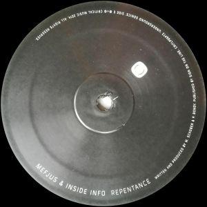 MEFJUS/INSIDEINFO/ENEI - Underground Sonics Part 2 (A/B disc)