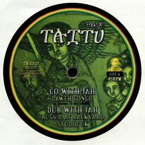 DAWEH CONGO/RUSS D/MARK WONDER - Go With Jah