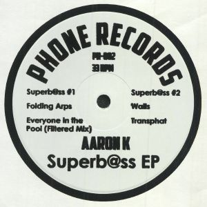 AARON K - Superbass EP