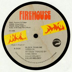 LILLIE MELODY/KING ASHA - Older Than Me (warehouse find)