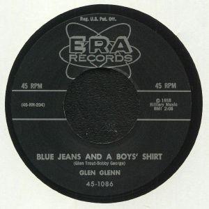 GLENN, Glen - Blue Jeans & A Boys Shirt