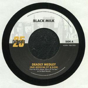 BLACK MILK - Deadley Medley