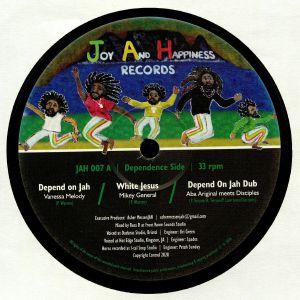 VANESSA MELODY/MIKEY GENERAL/ABA RIGINAL/DISCIPLES/ISHA BEL/DANNY RED/JAH ALLSTARS - Depend On Jah