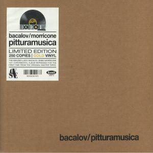 BACALOV, Luis/ENNIO MORRICONE - Pitturamusica