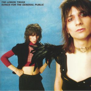 LEMON TWIGS, The - Songs For The General Public
