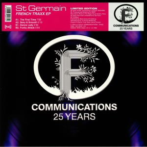 ST GERMAIN - French Traxx EP (25th Anniversary remastered)