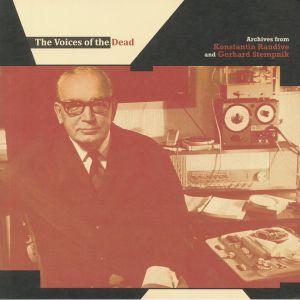 RAUDIVE, Konstantin/GERHARD STEMPNIK/VARIOUS - The Voices Of The Dead