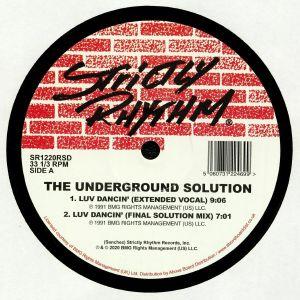 UNDERGROUND SOLUTION, The - Luv Dancin'