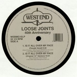 LOOSE JOINTS - Is It All Over My Face: 40th Anniversary
