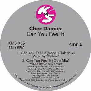 DAMIER, Chez - Can U Feel It?
